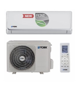 Aer conditionat YORK RX 9000 BTU Clasa A++/A+ Inverter, R32 – Model 2018