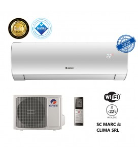 Aer conditionat Gree Fairy 9000 BTU, model 2020 LCLCH, A++, freon R32, Control WiFi, Cold Plasma si Filtru Catechin,